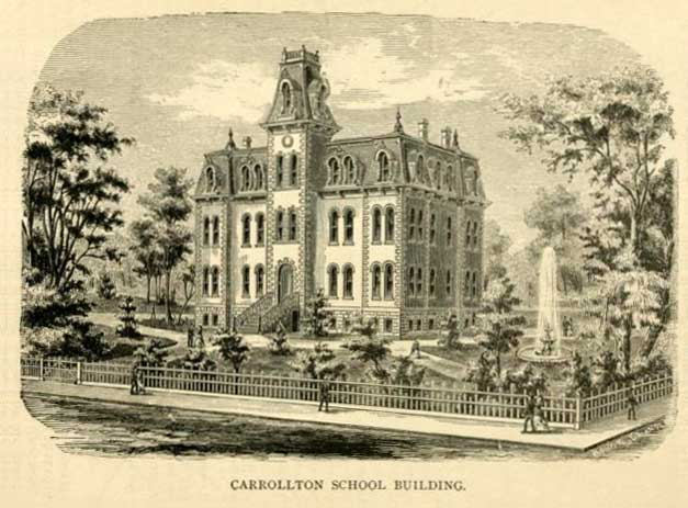 Carrollton School Building