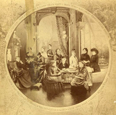 Eminent women of th e19th century